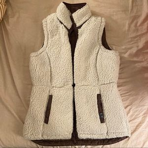 Jackets & Blazers - Reversible vest!!!